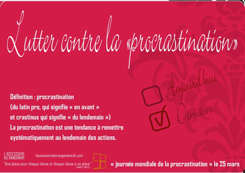 ASTUCES_lutter contre la procrastination